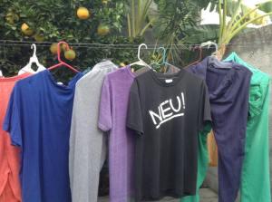 Neu t shirt